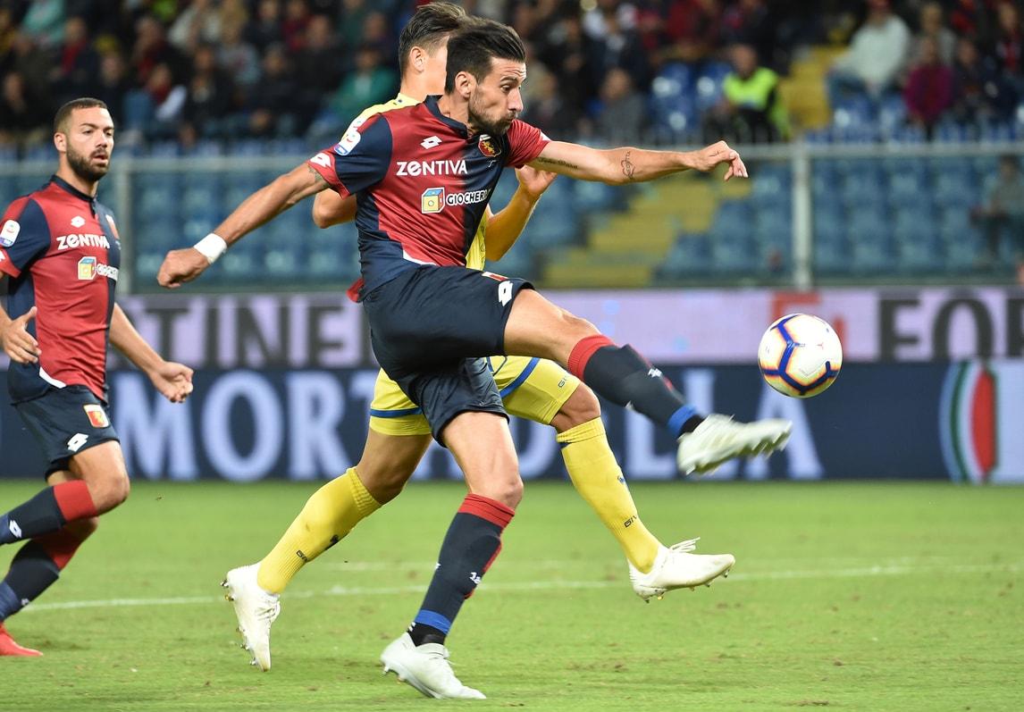 Serie A Genoa, in miglioramento Favilli e Spolli