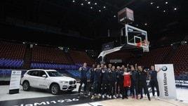 BMW-Armani MIlano, intesa senza fine nel segno di X3