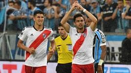 Coppa Libertadores, il River Plate in finale. Gremio fuori al 95'