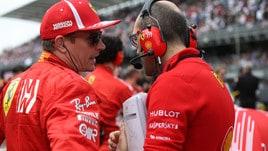 F1, Raikkonen: «Troppe chiacchiere intorno a questo sport»