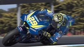 MotoGp, Iannone: «Non capisco perché la Suzuki mi abbia mollato»