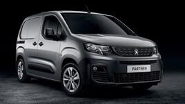 Peugeot Partner, la tecnologia guida anche il veicolo commerciale