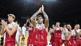 Basket, Eurolega: Milano all'esame Efes, vittoria a 1,45