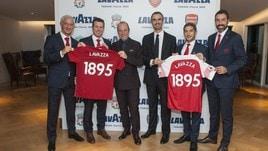 Lavazza partner di Arsenal e Liverpool