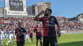 Serie A Cagliari, Pavoletti: «I miei gol per Mancini»
