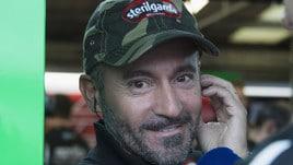 Moto3, il ritorno di Biaggi: «Nel team sarò come Rossi»