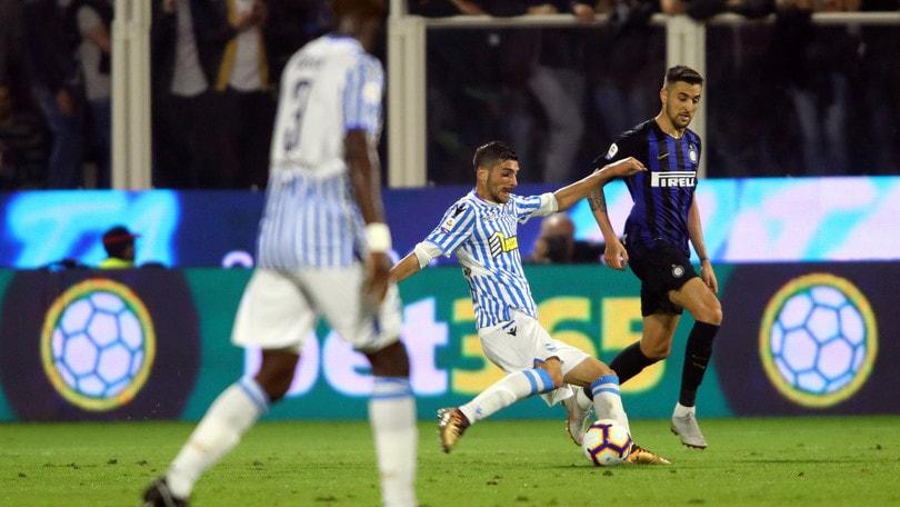 Serie A Spal, Valoti non si è allenato