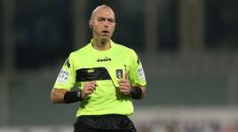 Serie A, arbitri: Napoli-Empoli a Pairetto, Banti per Fiorentina-Roma