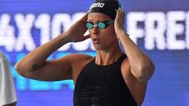 Nuoto, Federica Pellegrini 'diserta' il meeting in Versilia: andrà a Genova