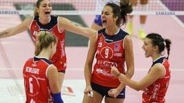 Volley: A2 Femminile, Mondovì vola in testa, cade Sassuolo