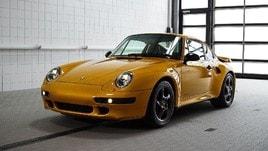 Oro Porsche, 993 Turbo Project Gold battuta a 2,7 milioni di euro
