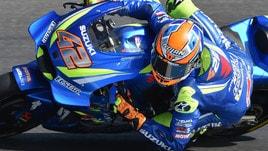 MotoGp, Sepang: Rins e Dovizioso avanti nelle libere, Rossi sesto