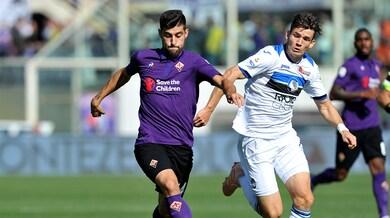 Diretta Fiorentina-Atalanta ore 21: formazioni ufficiali e come vederla in tv