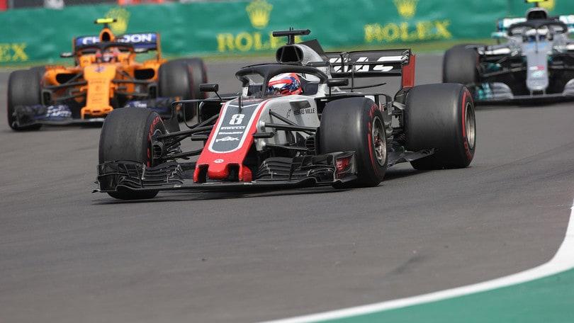 F1, Louis Deletraz con la Haas nei test di Abu Dhabi