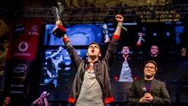 Italian Esports Open: l'ungherese Raisy conquista la cattedrale di Lucca