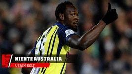 Niente Australia per Bolt calciatore