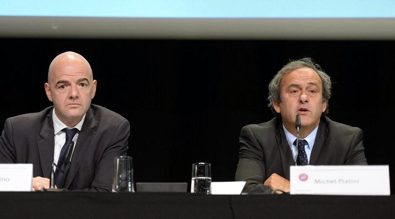 Football Leaks: «Così Infantino e Platini aiutarono Psg e Manchester City»
