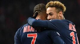 Ligue 1: senza Cavani, il Psg batte anche il Lilla. 12ª vittoria su 12