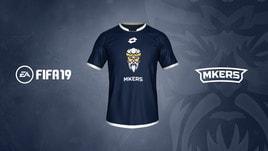 Mkers: la maglia sarà presente su FIFA19