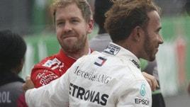 F1, Vettel: «Massima collaborazione con Leclerc»