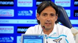 Lazio, Inzaghi: «Credo nella Champions, ma serve equilibrio»