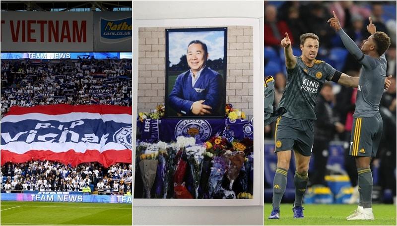 Premier League: il Leicester vince a Cardiff. Da pelle d'oca la dedica a Vichai!