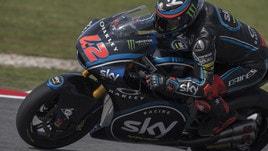 Moto2, Bagnaia vale 6,50 a Sepang