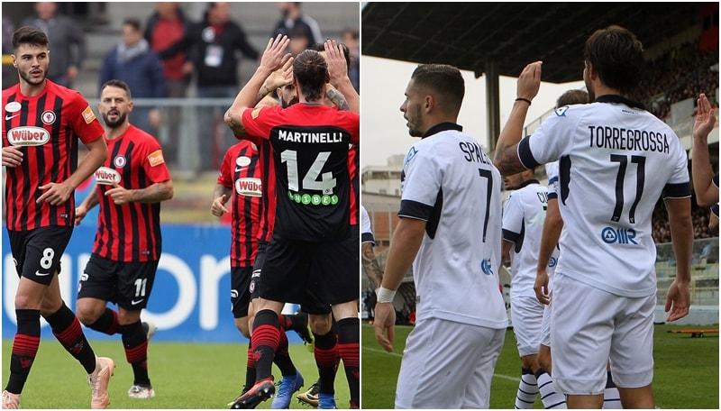 Foggia-Brescia 2-2: Tremolada gela lo Zaccheria, irossoneri non sanno più vincere