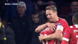 PSV, De Jong la vince di tacco