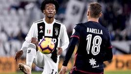 Serie A Juventus-Cagliari 3-1, il tabellino