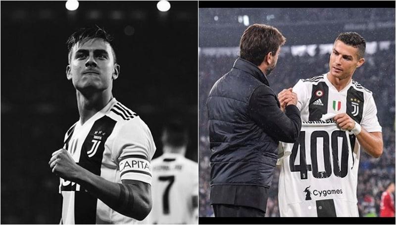 Juventus, partenza record: società e calciatori esultano sui social