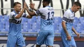 Lazio-Spal 4-1, Inzaghi si rialza con un poker: doppio Immobile, in gol anche Cataldi e Parolo