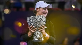 Tennis, WtaÉlite Trophy: trionfa la Barty