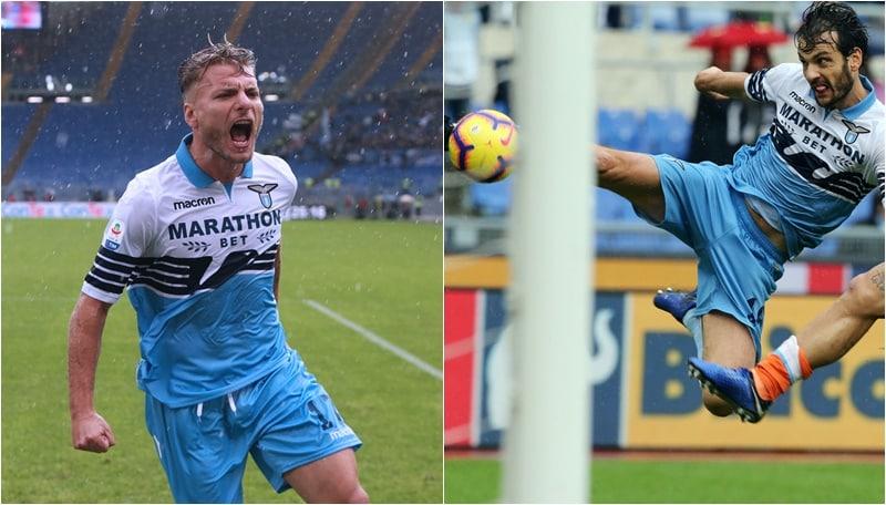 La Lazio fagocita la Spal. Lo show di Immobile, Cataldi e Parolo