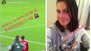 Bayern Monaco, la moglie di Müller attacca l'allenatore