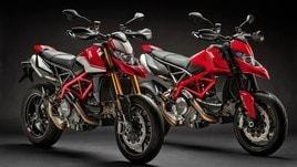 Ducati Hypermotard 950 2019: leggerezza e guidabilità