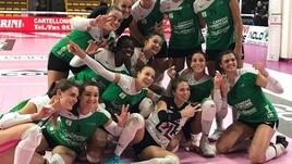 Volley: A2 Femminile, Mondovì passa a Soverato, riscatto Sassuolo