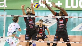 Volley: Superlega, Civitanova doma Trento in cinque set