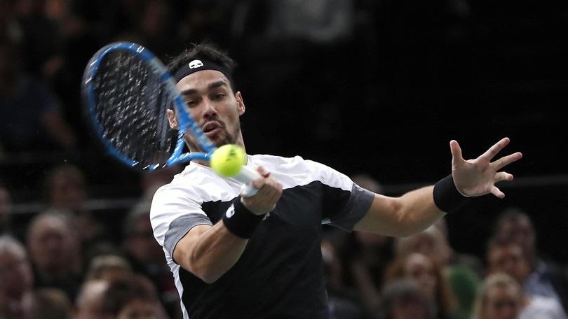 Tennis, Fognini sale al numero 13! Wta, stabile la Giorgi
