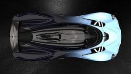 Aston Martin Valkyrie, ecco la Hypercar da oltre 1.130 Cv