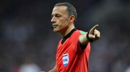 Champions League: Cakir arbitra Cska-Roma, Hategan per Juventus-Manchester United