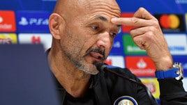 Spalletti: «Inter da scudetto? No vince la Juve»