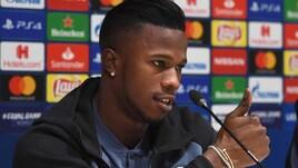 Inter, Keita: «Contro il Barça saremo pronti»