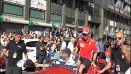 Ferrari, Arrivabene smentisce tensioni nel box