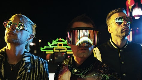 I Muse annunciano il Simulation Theory World Tour