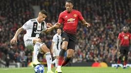 Juventus-Manchester United, Allegri perde Cancelo?