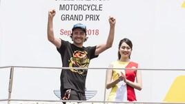 Moto2 Sky Racing Team VR46, Nieto: «Giornata speciale»