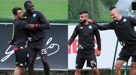 "Napoli, Younes e Insigne ""vittime"" di Koulibaly e Hamsik"