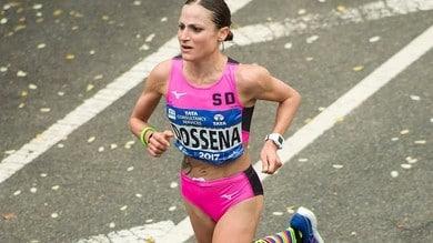 Niente New York Marathon per Sara Dossena