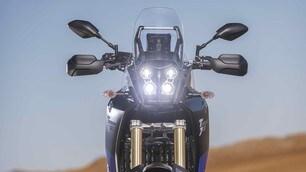 Yamaha Ténéré 700: le FOTO